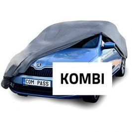 COMPASS  Ochranná plachta FULL  KOMBI 485x180x116cm 100% WATERPROOF
