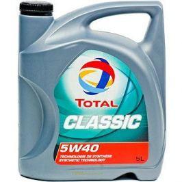 TOTAL CLASSIC 5W-40 5 litrů