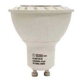 TESLA LED 7W GU10 3000K stmívatelná