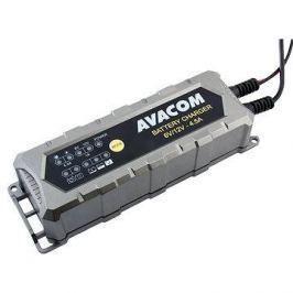 AVACOM Automatická nabíječka 6V / 12V 4,5A pro olověné AGM/GEL akumulátory (1,2-120Ah)