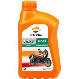 REPSOL MOTO RIDER 4-T 10W-40 1l