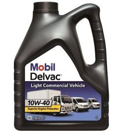 MOBIL DELVAC LIGHT COMMERCIAL VEHICLE 10W-40 4l