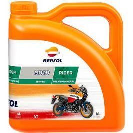 REPSOL MOTO RIDER 4T 15W-50 4l