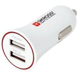 SKROSS Dual USB Car Charger DC27
