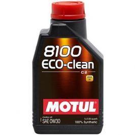 MOTUL 8100 ECO-CLEAN 0W30 1L