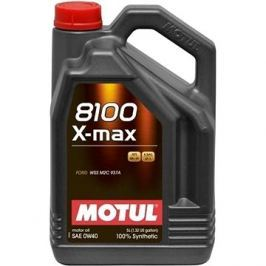 MOTUL 8100 X-MAX 0W40 5L
