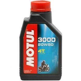 MOTUL 3000 20W50 4T 4L