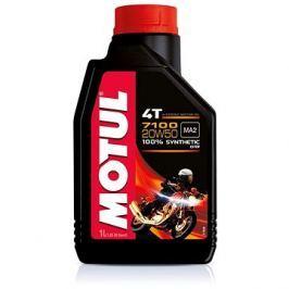 MOTUL 7100 20W50 4T 1L Motorové oleje