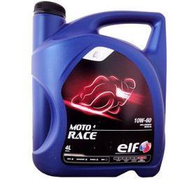 ELF MOTO 4 RACE 10W60 - 4L Motorové oleje