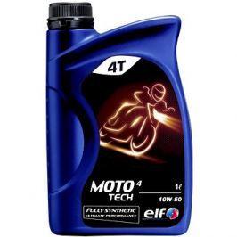 ELF MOTO 4 TECH 10W50 - 1L
