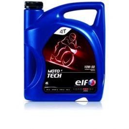 ELF MOTO 4 TECH 10W50 - 4L Motorové oleje