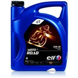 ELF MOTO 4 ROAD 10W40 - 4L Motorové oleje