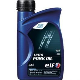 ELF MOTO FORK OIL SYN 10W - 0,5L Do tlumičů