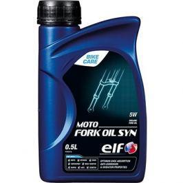 ELF MOTO FORK OIL SYN 5W - 0,5L Do tlumičů