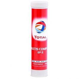 TOTAL MULTIS COMPLEX EP 2 - 0,4 kg Plastická maziva