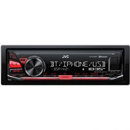 JVC KD-X342BT S podporou Bluetooth