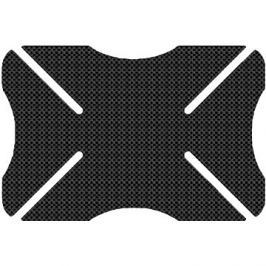 OXFORD protektor laku přilby Helmet Bumper, (imitace karbon)
