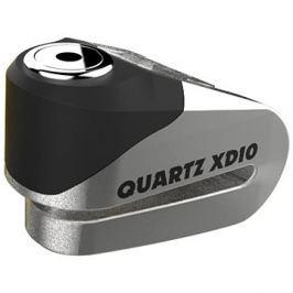 OXFORD zámek kotoučové brzdy Quartz XD10, (broušený kov, průměr čepu 10mm)