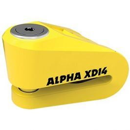 OXFORD zámek kotoučové brzdy Alpha XD14 Zámky
