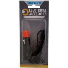 OXFORD prodloužený kabel se zásuvkou 12V standard, (konektor SAE, délka kabelu 0,5m)
