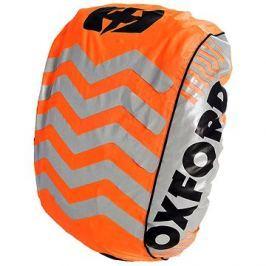 OXFORD reflexní obal/pláštěnka batohu Bright Cover, oranžová/reflexní prvky Batohy