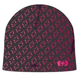 OXFORD čepice, (růžová/šedá)