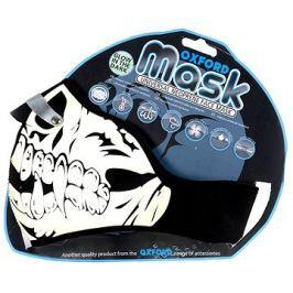 OXFORD maska Glow Skull, (fluorescenční potisk)