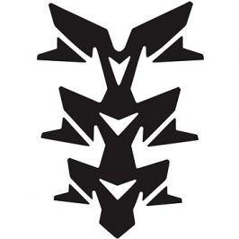 OXFORD protektor nádrže Gel Spine Invader, (černý)
