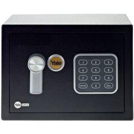 YALE Safe mini YSV/170/DB1 černý