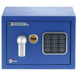 YALE Safe mini YSV/170/DB1/B modrý