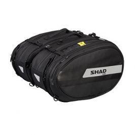 SHAD Boční brašna SL58, 46-58L, 2ks