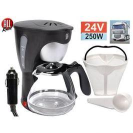 ALLRIDE Kávovar 24V s konvičkou na 6 šálků