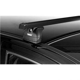 Thule střešní nosič pro FORD, Focus II, 3-dr Hatchback, r.v. 2005->2011, s fixačním bodem.