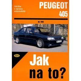 Peugeot 405 do 1993: Údržba a opravy automobilů č. 21