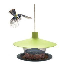 Plastia krmítko Finch zelená