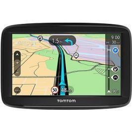 TomTom Start 52 Regional CE Lifetime mapy